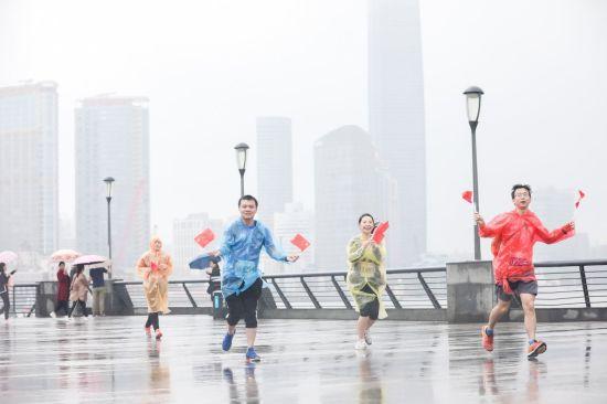 招商银行・2019上海国际大众体育节燃情开启