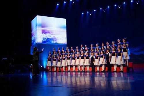 长三角地区学校少年宫优秀文艺节目上海献演 共庆祖国70华诞