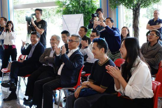 第十一届上海国际魔术节新闻通气会。 /官方供图