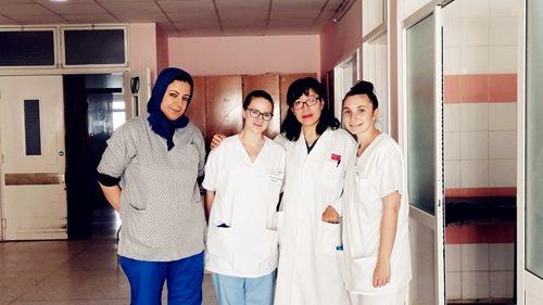 上海市第一妇婴保健院医疗援建及捐献造血干细