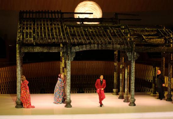 亨德尔歌剧《塞魅丽》。 /上海交响乐团 供图