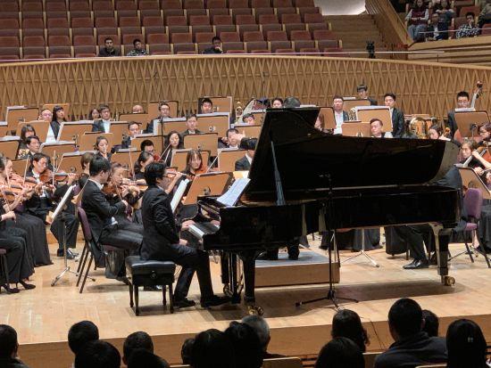 钢琴协奏曲《我的祖国》音乐会。 /官方供图