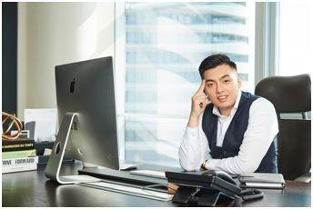 ATLAS 寰图董事长及创始人陈思�R