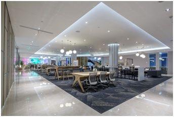 ATLAS 寰图•上海雅居乐国际广场,设计时尚的办公空间