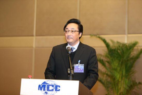中国中冶总裁张孟星作工作报告