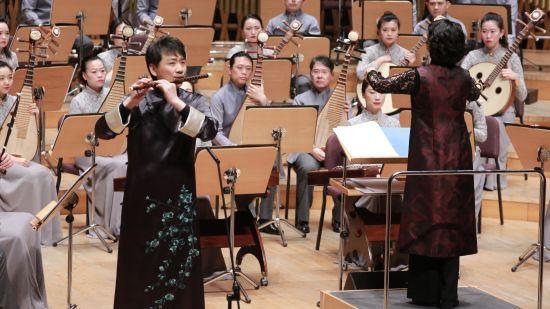 《火红中国年》音乐会。 /官方供图