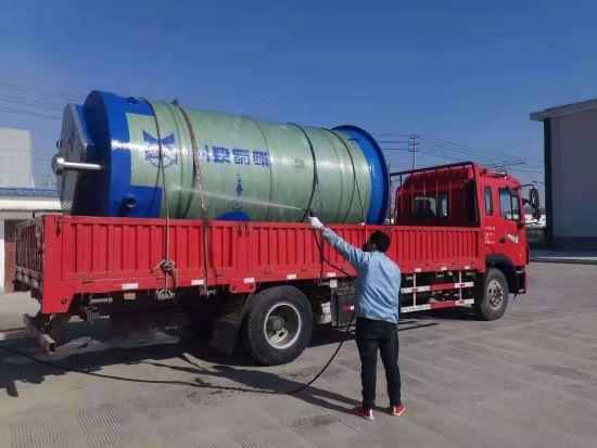 图:凯泉泵业驰援武汉。