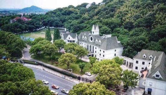 上海阿德科特学校实景图