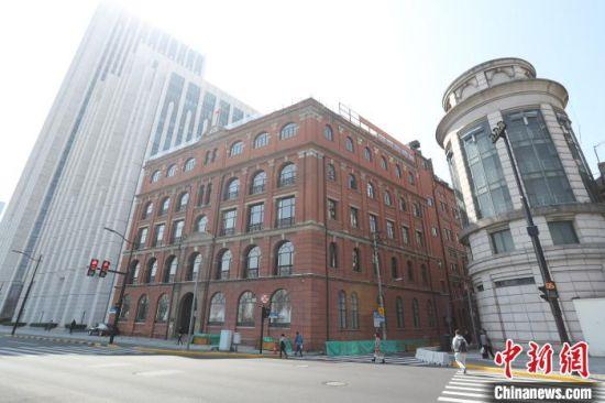 """上海""""外滩22号""""北楼建筑确认为最高等级危房"""