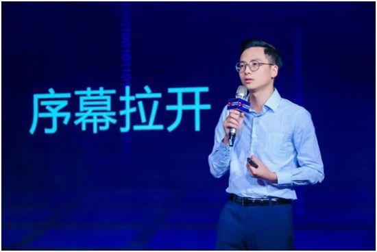 编程猫CEO李天驰