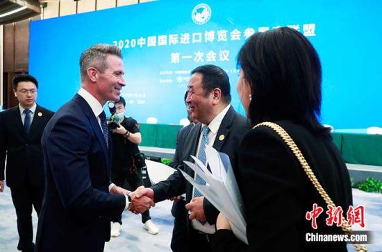 进博会参展商联盟深耕中国市场 35家成员企业签署长期合作备忘录