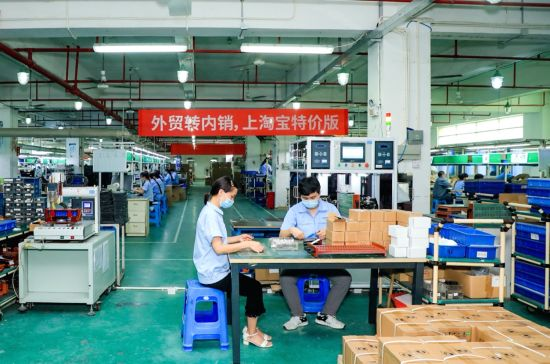 图:淘宝特价版MAU达到4000万,为寒冬中的外贸工厂转内销提供了广阔的市场。