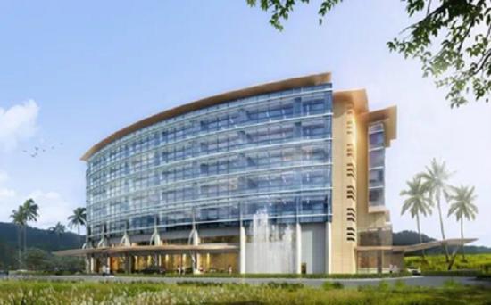 图:美中嘉和集团旗下广州泰和肿瘤医院。