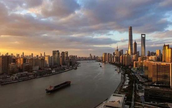 上海金茂北外滩 实景图