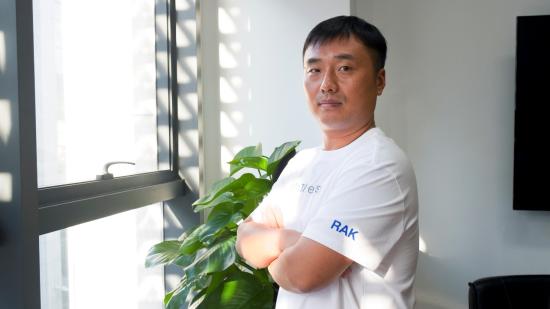 图:深圳市瑞科慧联科技有限公司总经理 禹凯。