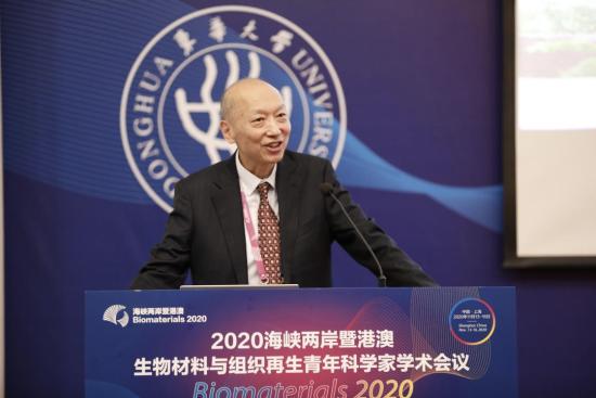 中国科学院上海硅酸盐研究所常江教授