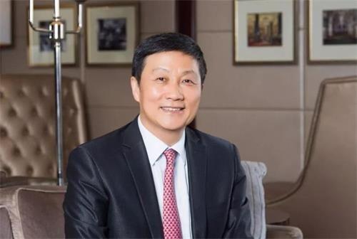 (希尔顿集团大中华区及蒙古总裁钱进)