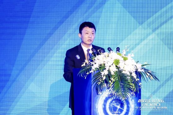 浩天信和律师事务所管委会主任、高级合伙人 徐羽