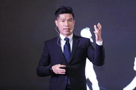 傅利叶智能副总裁、海外事业部总裁Zen KOH