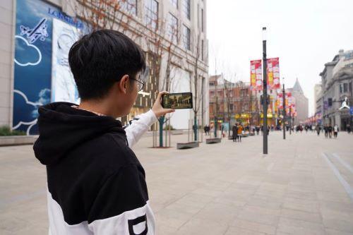 APP针对性覆盖南京路主流年轻消费人群