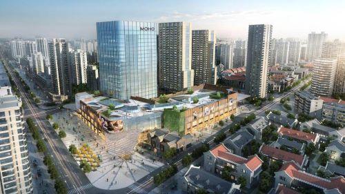 (MOHO品牌下首个项目MOHO上海计划于2021年第四季度闪耀面世)