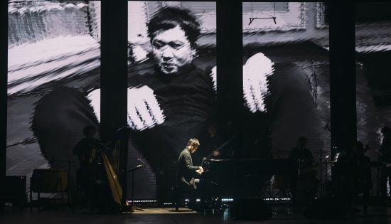 《逆时之旅》――多元融合音乐会。 /上海音乐厅 供图