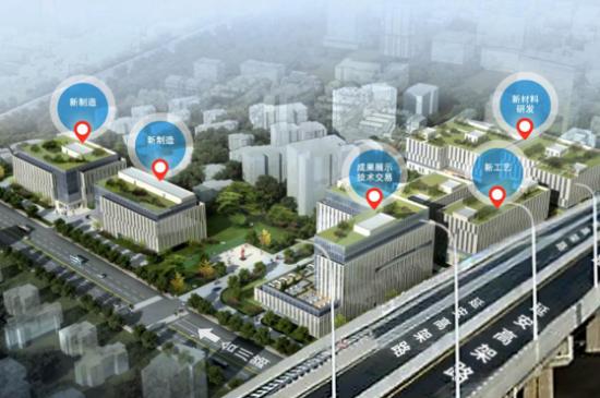 上海国际纺织新濠天地注册创新中心成立