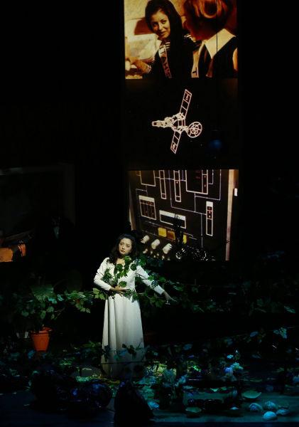 《自然颂歌》中国首演。 /上海夏季音乐节 供图