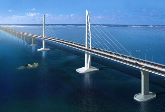 世界最长跨海大桥 港珠澳大桥 的顶尖LED技术