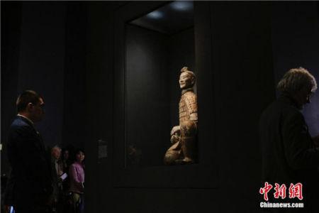 中国国宝级文物走进纽约大都会艺术博物馆 - 上海新闻网 中新网首页 | 安徽 | 北京 | 重庆 | 福建 | 甘肃 |
