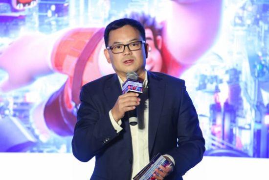 哈曼专业音视系统事业部副总裁及中国区总经理 肖亮/官方供图
