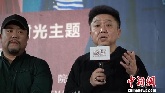 """于谦首任电影主演 好友马未都为《老师·好》献""""客串""""秀(经典语录)"""