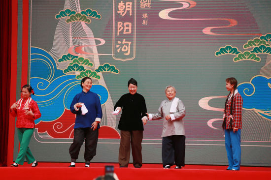 """《九州百戏》年度大型演出""""盛世华章"""