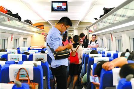 """500万彩票网app:长三角就是一座""""城市"""",高铁就是他们的""""地铁"""""""