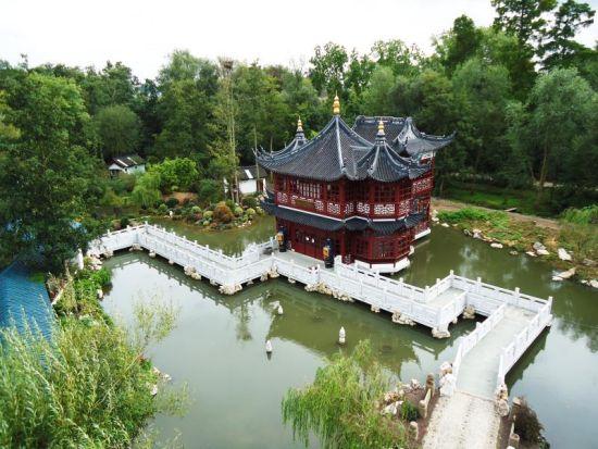 上海建工深耕比利时十五载,让世界遇见中国园林
