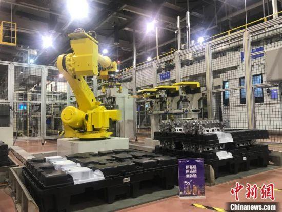 """5G领跑新基建 推动上海加速建设""""数字化工厂"""""""