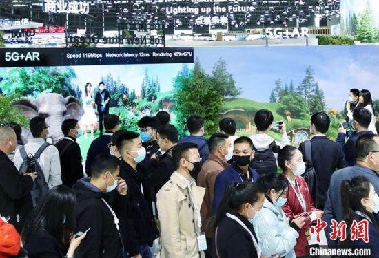 """世界移动大会在沪""""重启"""" 业界聚焦""""全球5G发展正当时"""""""