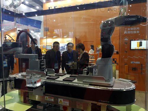 澳门网上赌博大全:2017数控机床与金属加工展和2017工业自动化展在沪举办