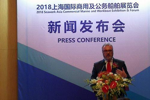 澳门电子游艺:2018上海国际商用及公务船舶展览会明年11月亮相