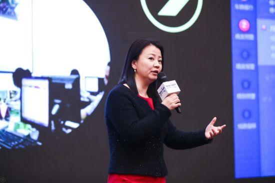 新金沙线上娱乐开户:地上铁创始人张海莹:牵手G7以新能源车拥抱智慧物流