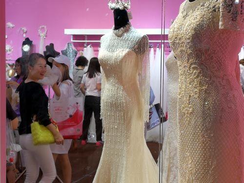 北京赛车下注方法:国际婚纱展等三个专业展会盛大亮相国家会展中心