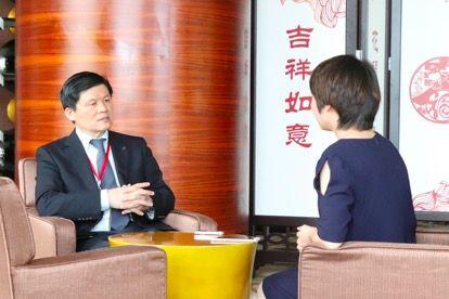 陈双教授:国产疝修补可再生材料品牌与国外旗鼓相当(转自中国新闻网)