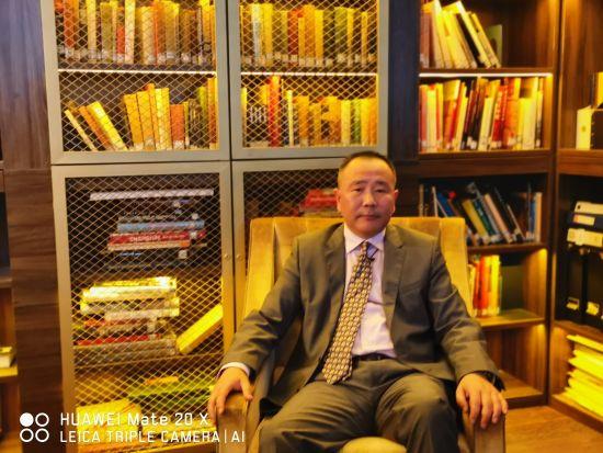 美籍华人侯化政:氢能源在中国市场发展前景广阔