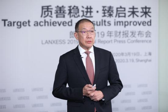 上海搬迁 公司朗盛实现2019年全年目标 新冠疫情将影响2020年整