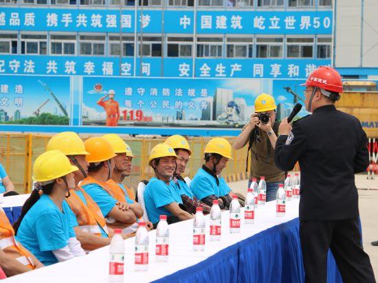 """幸运飞艇冠亚包赢钱:上海市举行""""文明交通进工地""""主题宣传活动"""