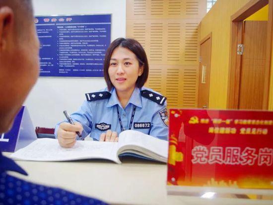"""pk10如何将100玩到一万:巾帼文明岗_警营""""花木兰"""""""
