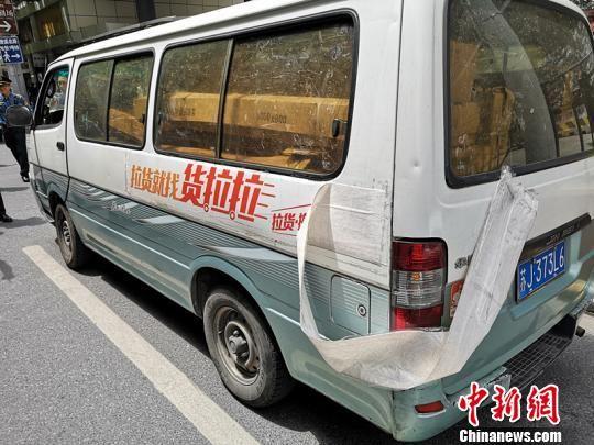 上海多部门联合整治货运平台车辆违法违规行为