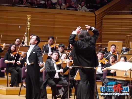 """重庆时时彩所有网站:""""带着艺术回家来""""_上海举办侨界新年音乐会"""