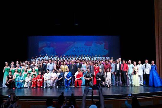 重庆时时彩规律破解:加拿大华人华侨纪念周恩来诞辰120周年系列活动开幕