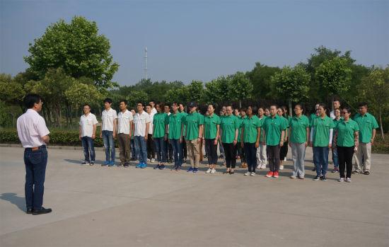 澳门网球类投注平台:对上海纺织集团80后党支部书记大丰实训模式的思考
